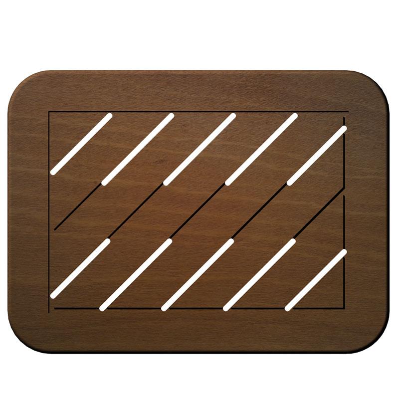 Tarima de ducha plato visual de hidrobox for Articulos de ducha